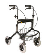 339600MU MAUNO walking aid Black