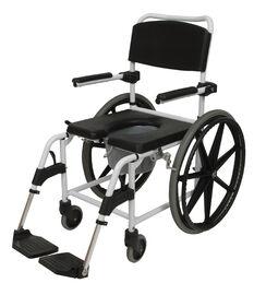 Suihkupyörätuoli Siiri omatoiminen
