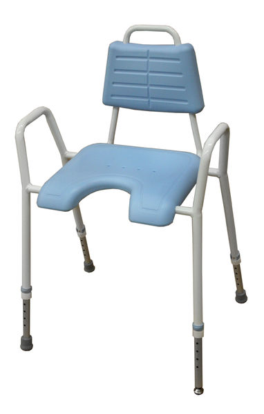 337610W Shower chair Anni EXW